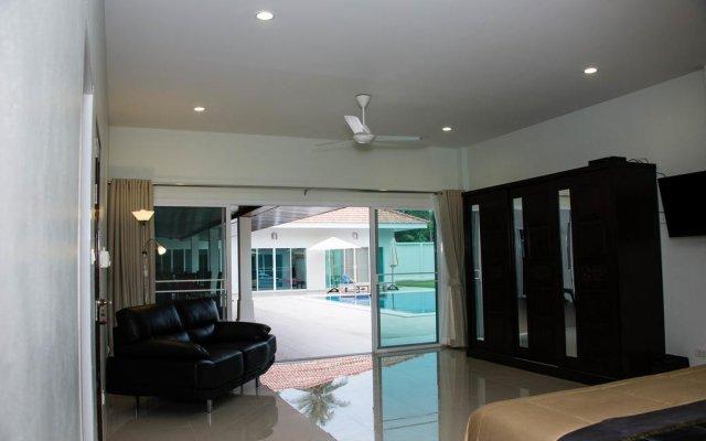Отель Villa Tha Maphrao комната для гостей