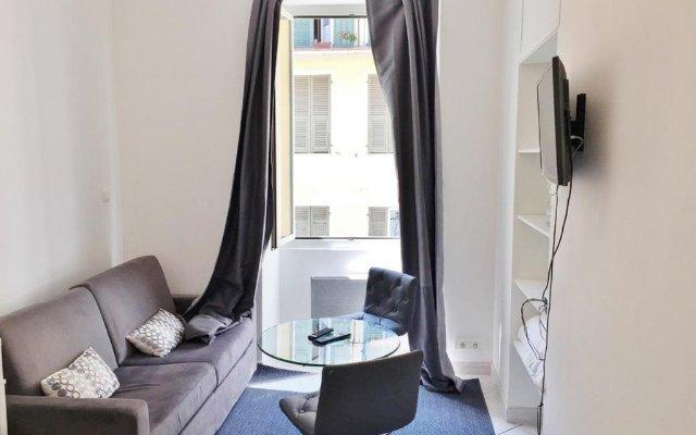 Отель Riviera Immo Partner - Place du Pin Ницца комната для гостей