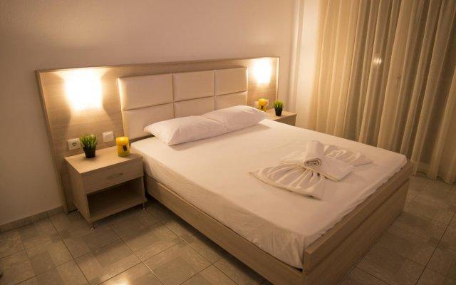 Отель Porto Psakoudia комната для гостей
