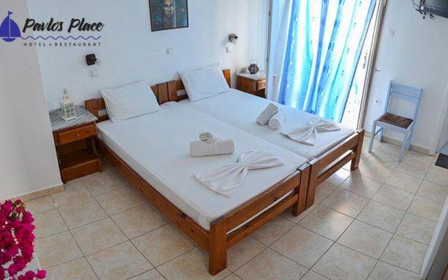 Отель Pavlos Place комната для гостей