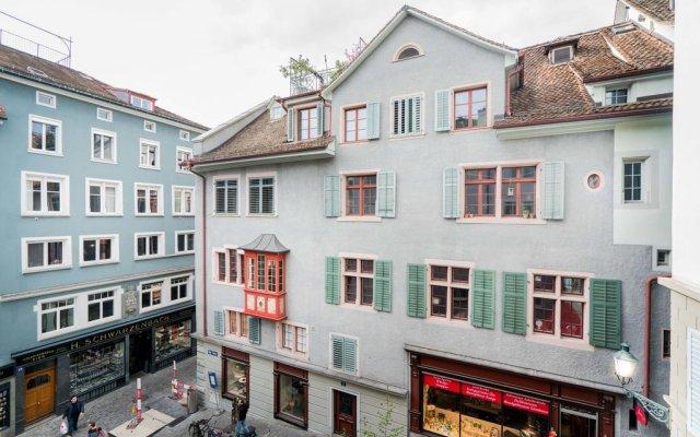 Zürich Niederdorf - Grossmünster