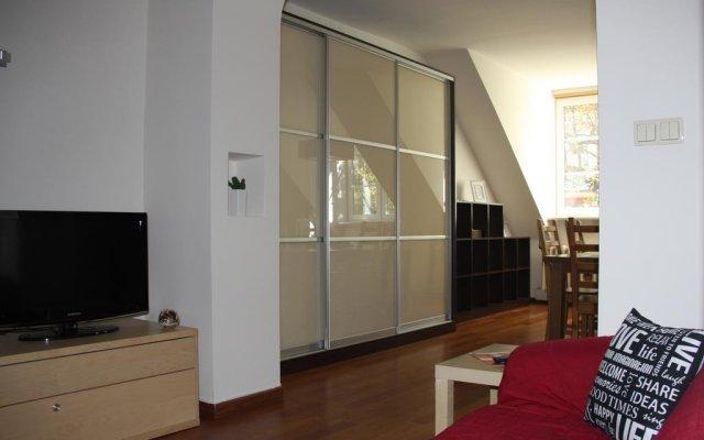 Отель Nowy Rynek Apartment Old Town Польша, Варшава - отзывы, цены и фото номеров - забронировать отель Nowy Rynek Apartment Old Town онлайн комната для гостей