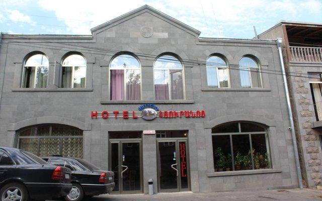 Hotel Mthnadzor вид на фасад