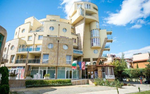 Apart Hotel Vechna R Солнечный берег вид на фасад