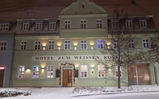 Hotel Zum Weissen Ross Delitzsch Germany Zenhotels