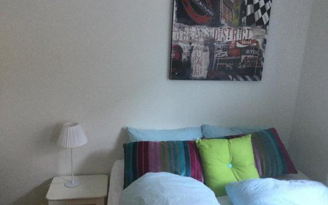 Апартаменты Byfjorden Apartment комната для гостей