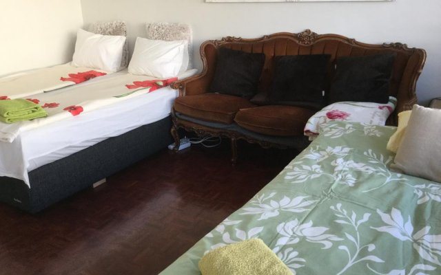 Апартаменты Studio Albertinkatu комната для гостей