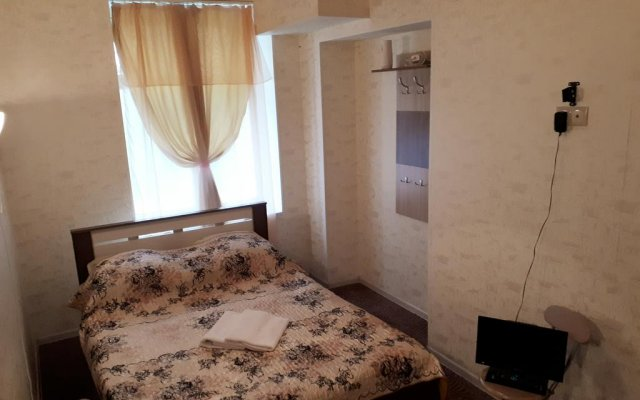 Dvorik Mini-Hotel комната для гостей