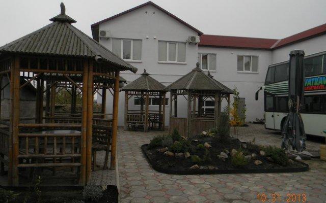 Гостиница irisHotels Mariupol вид на фасад