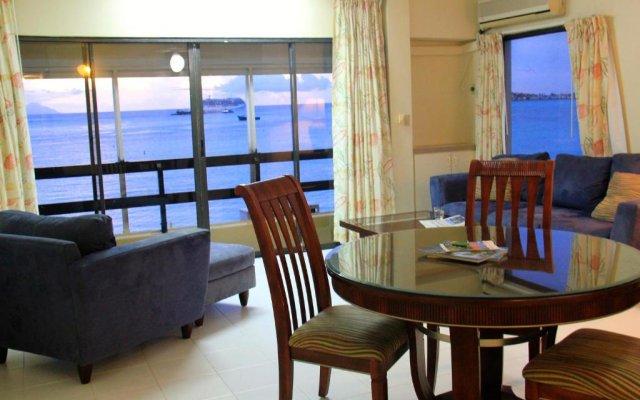 Horizon View Beach Hotel In Philipsburg Sint Maarten From