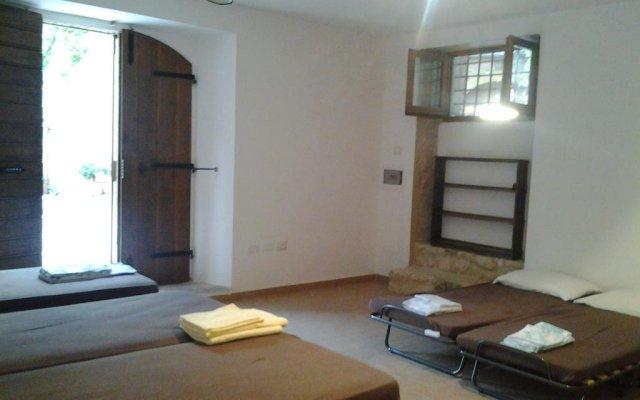 Отель A Casa di Francesco Сполето комната для гостей