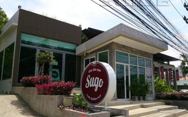 Отель Surin Sabai Condominium вид на фасад