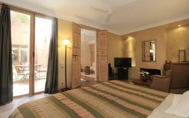 Отель Riad Dar Zelda Марокко, Марракеш - отзывы, цены и фото номеров - забронировать отель Riad Dar Zelda онлайн комната для гостей