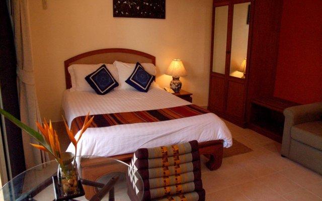 Отель Nanai Villa комната для гостей