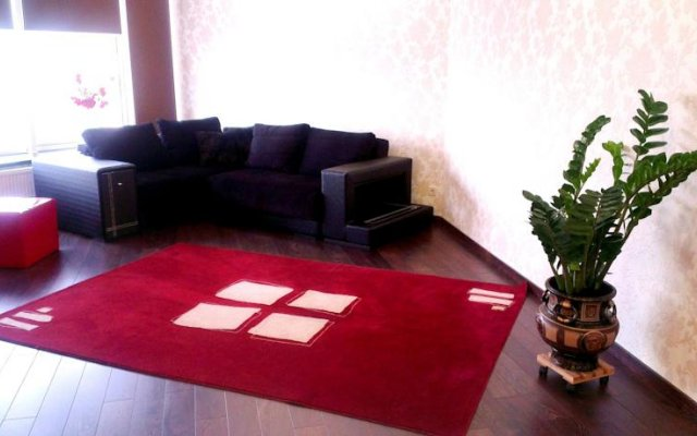 Апартаменты All Apartments City Днепр комната для гостей