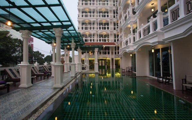 Grand Supicha City Hotel бассейн