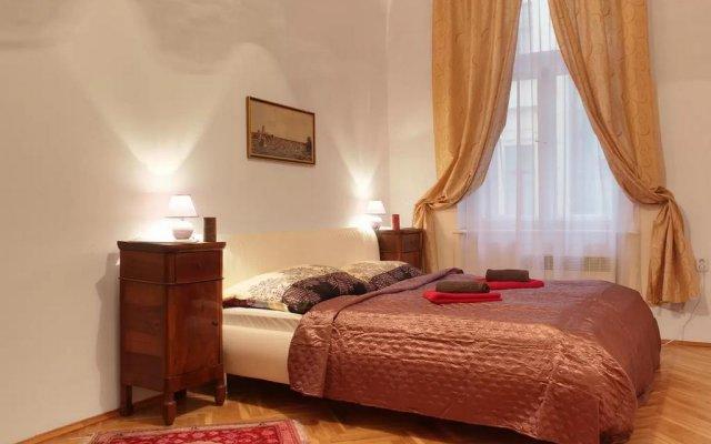 Апартаменты Bohemia Antique Apartment комната для гостей