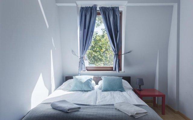 Апартаменты Molo Apartments Сопот комната для гостей
