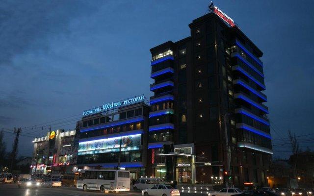 1000 i 1 Noch Hotel вид на фасад