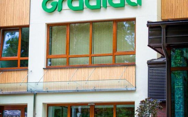 Санаторий Gradiali вид на фасад