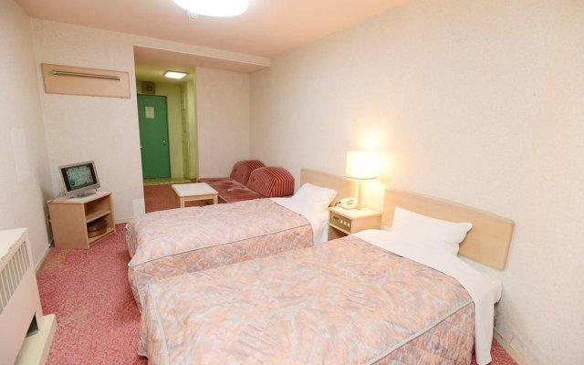 Hotel Listel Inawashiro Main Building Condominium Айдзувакамацу комната для гостей