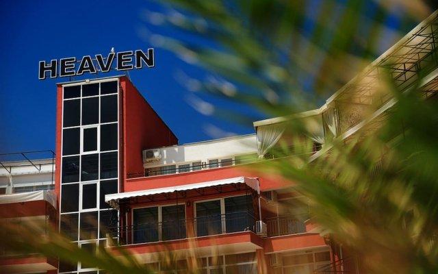 Hotel Heaven гостиничный бар