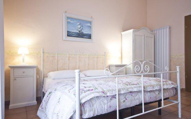 Отель Villa Liberty Лечче комната для гостей
