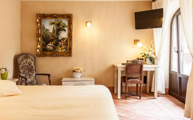 Thermae Boetfort Hotel комната для гостей