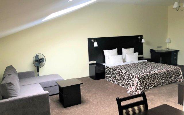 Апартаменты Gorki Apartments комната для гостей
