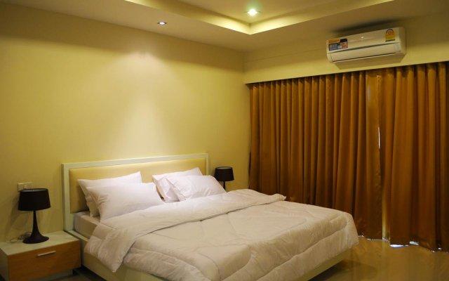 Отель Pearlplace Паттайя комната для гостей