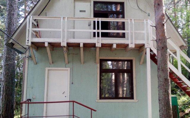 Гостиница Baza otdykha Tsarevichi вид на фасад