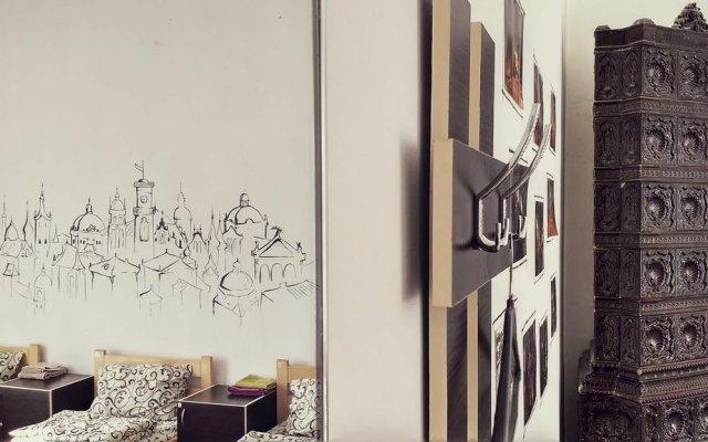 Рандеву Хостел вид на фасад