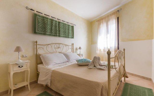 Отель B&B Sa Tebia Ористано комната для гостей
