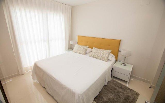 Отель Apartamentos Vista Bella комната для гостей