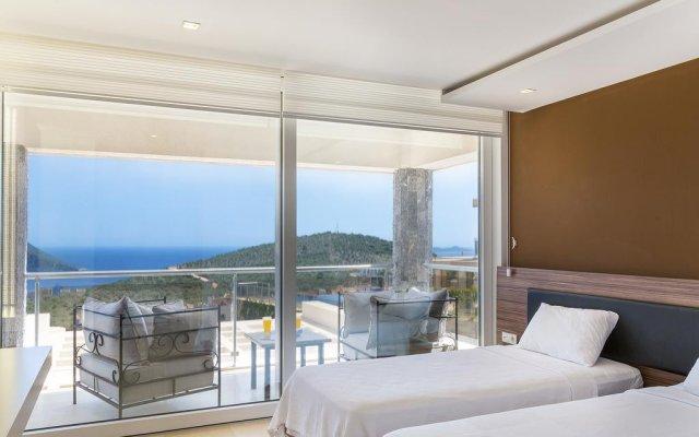 Отель Ada Villas - Kalkan Area Калкан комната для гостей