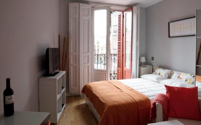 Отель Estudio Plaza Mayor комната для гостей