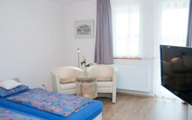 Апартаменты Deluxe Apartments комната для гостей