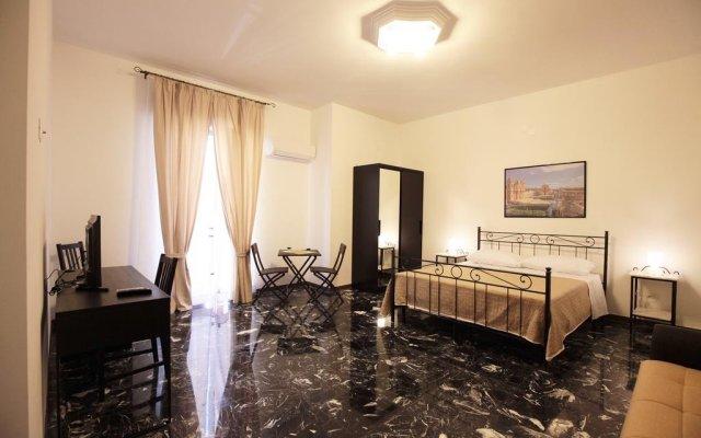 Отель B&B Tarì Сиракуза комната для гостей