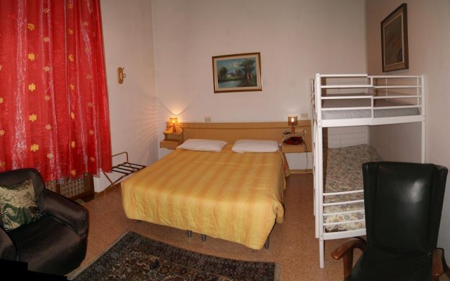 Hotel Arianna комната для гостей