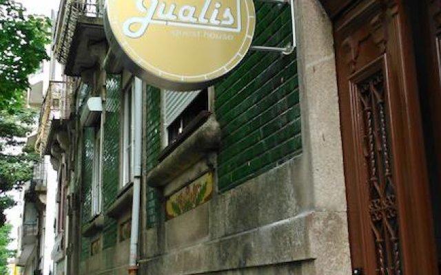 Отель Jualis Guest House вид на фасад