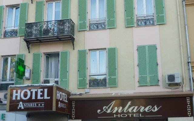 Antares Hostel вид на фасад