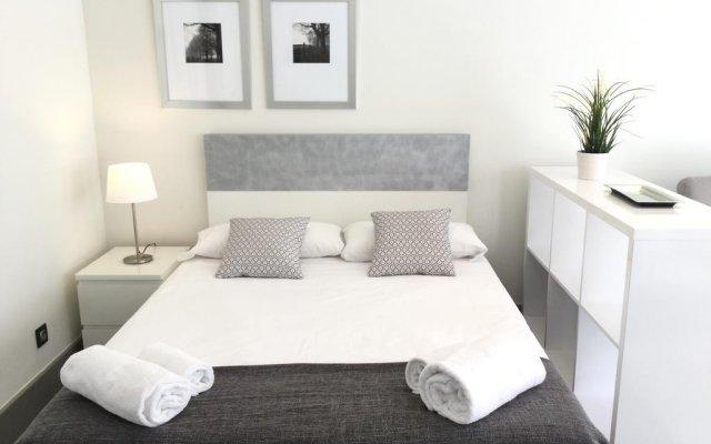 Апартаменты Forever Apartments Madrid комната для гостей