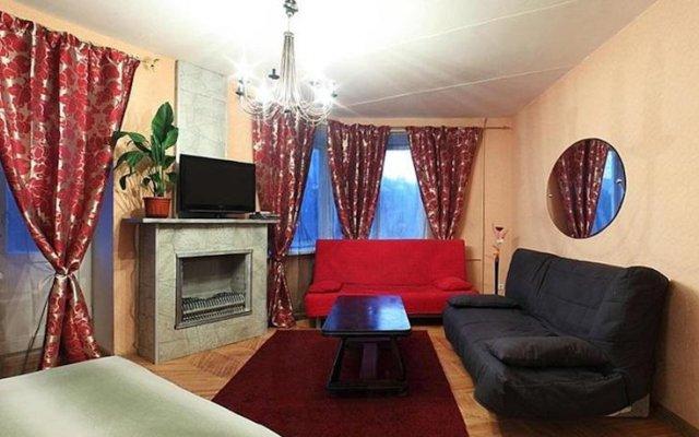 Гостиница ApartLux Ленинский комната для гостей