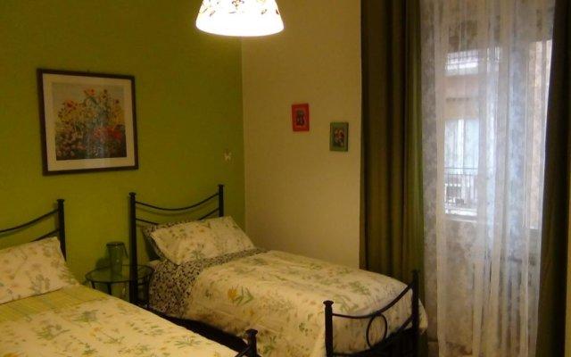 Апартаменты Apartment Ponte delle Nazioni Парма комната для гостей