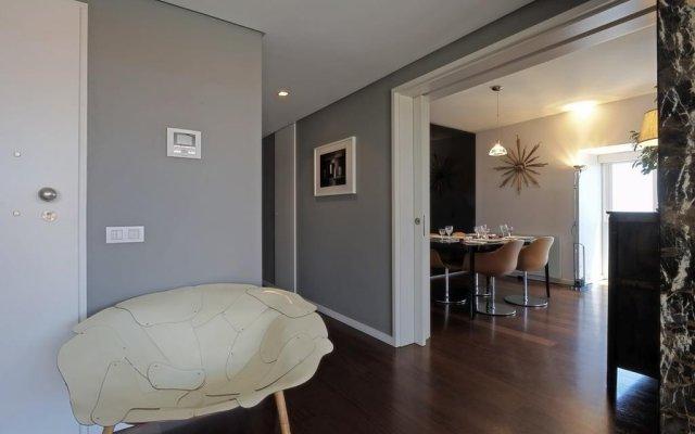 Отель Portuguese Living Chiado Penthouse комната для гостей