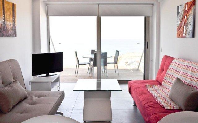Отель Oceanview Apartment 172 Кипр, Протарас - отзывы, цены и фото номеров - забронировать отель Oceanview Apartment 172 онлайн комната для гостей
