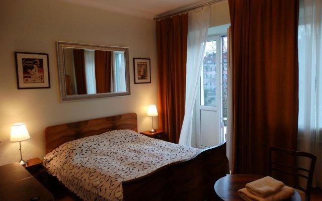 Отель Mieszkanko koło Zamku комната для гостей