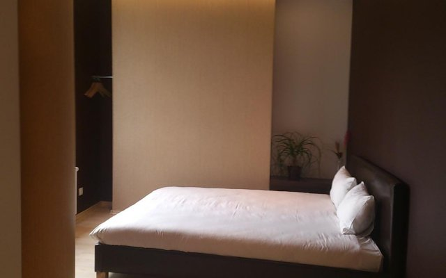 Отель Centro apartamentai Panorama комната для гостей