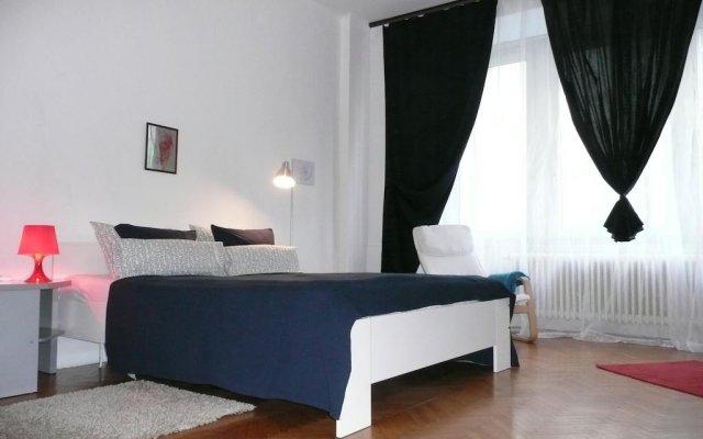 Апартаменты Nozzi 8 Twins Apartments комната для гостей
