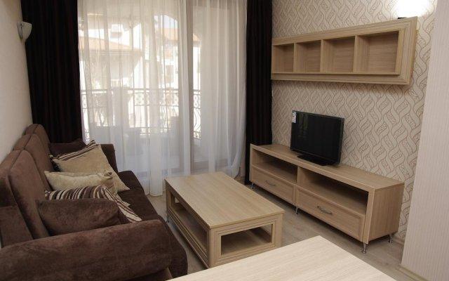 Отель Harmony Suites III Солнечный берег комната для гостей